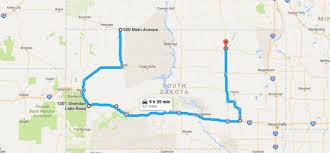 south dakota road map this road trip takes you to 6 enchanting castles in south dakota