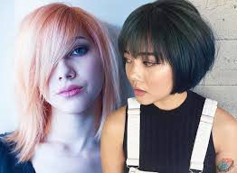 hairstyles fir bangs too short 55 incredible short bob hairstyles haircuts with bangs