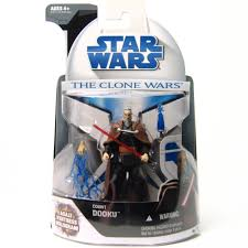 amazon com star wars clone wars 2008 wave 3 count dooku action