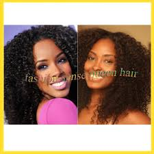 full sew in with big curly hair short curly hair