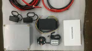 snowremotekit u2013 universal snow plow wireless remote control