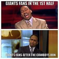 Giants Cowboys Meme - cowboys beat giants meme google search sports pinterest cowboys