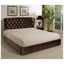 Walmart Upholstered Bed Bed Frame Leather Upholstered Bed Frame Dzwnp Leather