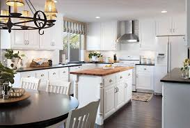 open floor plan cabins cottage kitchen diner deductour com