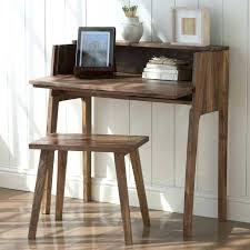 bureau console 2 tiroirs console bureau bois mobili table bureau console 2 tiroirs