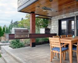 Backyard Kitchen Construction And Outdoor Grill Store U2013 Just by Floating Around The House U2013 How Suspended Furniture Can Add Space