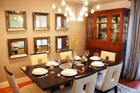 Modern Chandeliers For Dining Room Beautiful Modern Dining Room Lighting Measuring Up Decoration