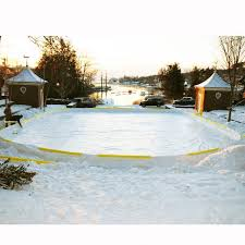 Backyard Rink Liner by Nrcs Backyard Ice Rink Liner Xhockeyproducts Everything Hockey