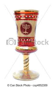 seder cup seder cup a seder cup with a menorah used in festive