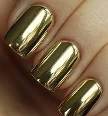 opi dont speak 18k gold top coat gwen stefani collection image