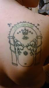 my door of moria tattoo by larientelemnar on deviantart