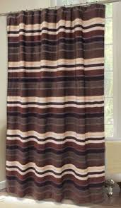 Western Fabric For Curtains Pecos Trail Southwestern Fabric Shower Curtain