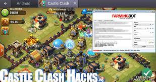 game castle clash mod apk castle clash hacks bots and other cheats