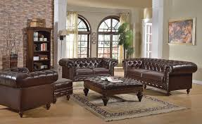 interiors canapé sofa design ideas best exles of tufted leather sofa set button