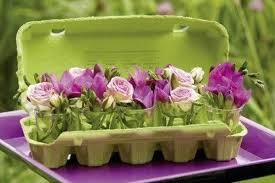 inspiration décoration de table pour pâques radis