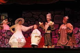 beauty the beast hibbing community college costumes for beauty and the beast the musical beauty and the