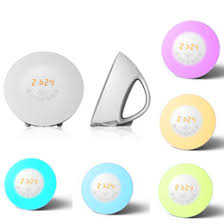 Wake Up Light Alarm Clock Wake Up Light Clock Online Wake Up Light Alarm Clock For Sale