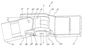 Awning Arm Patent Us8141613 Double Hinged Awning Arm Google Patents