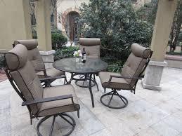 Swivel Rocker Patio Chairs Furniture Outdoor Swivel Chairs Outdoor Swivel Rocker