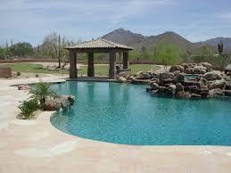 luxury backyard swimming pool royalty stock photo image image with