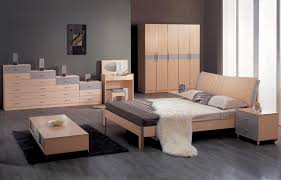 Simple Wood Bed Furniture Fascinating Green Bedroom Themed With Solid Wood Slider Window