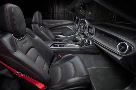 1999 Camaro Interior 2017 Chevrolet Camaro Zl1 Convertible Debuts At New York Show
