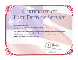 Military Funeral Flag Presentation Dugan Funeral Chapel U0026 Cremation Services Fremont Ne