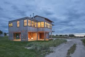 Shack Salt Shack Hutker Architects