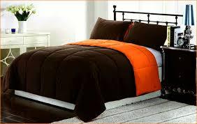 Burnt Orange Comforter King 16 Piece Bedding Set Queen Or King Tokida For