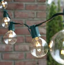 dimmable outdoor led string light commercial outdoor led string lights bistro back porch exterior