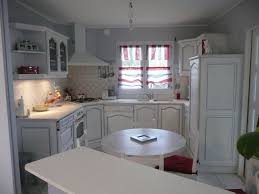 cuisine peinte en gris cuisine repeinte en gris photo 1 3 il manque le listel qui à