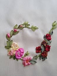 ribbon embroidery flower garden current classes arbutus folk