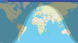 World Time Map New Live Map Allows You To See More Faster Marinetraffic Blog