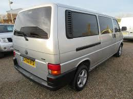 renault caravelle interior used 2002 volkswagen caravelle 9 seater t4 lwb tdi for sale in