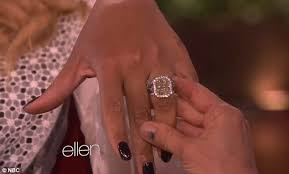 push gifts for new tamar braxton shows amazing diamond sparkler on the