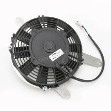 moose oem style replacement cooling fan 1901 0351 atv u0026 utv