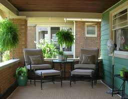 Small Front Porch Decorating Ideas - Small porch furniture