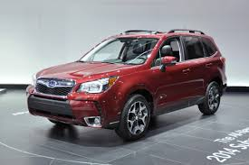 subaru suv 2014 new 2014 subaru forester priced from 21 995 turbo starts at
