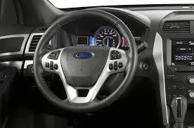 2007 Ford Explorer Interior 2015 Ford Explorer Price Photos Reviews U0026 Features