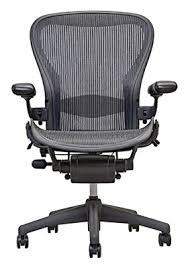 herman miller aeron chair design and options