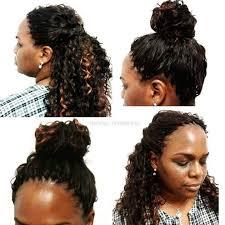 crochet braids ponytail 2017