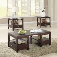 end table set of 2 lovable end table coffee table set american furniture warehouse