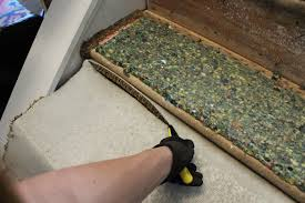 How To Put Rug On Stairs by Update Your Staircase How To Remove And Install Carpet On The Stairs
