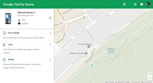 how to locate my android how to find your lost or stolen android smartphone with find my