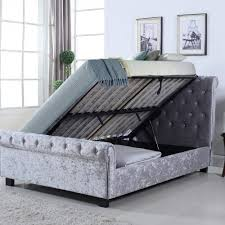 Ottoman Beds For Sale 12 Best Fabric Beds Images On Pinterest Fabric Beds King Size