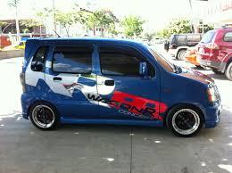 suzuki every modified suzuki wagon r solio