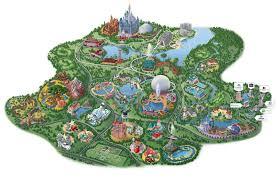 Universal Islands Of Adventure Map Orlando Map Maps Orlando Florida Usa
