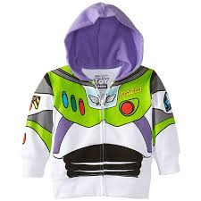 story buzz lightyear toddler costume hoodie