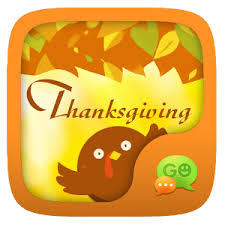 go sms thanksgiving theme android apps on play