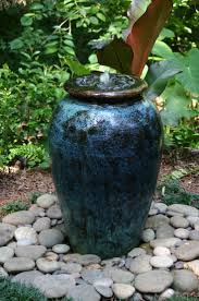 l with water fountain base good looking modern design home pondless water fountain ideas